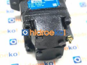 Parker 2652235207 Hidrolik Motor