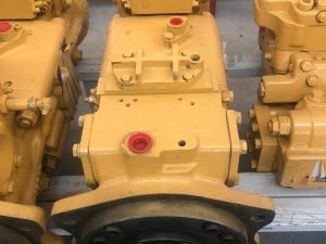 708-2L-00522 Hidrolik Pompa