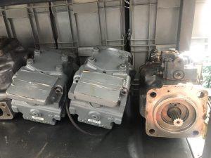 708-1S-00940 Hidrolik Pompa