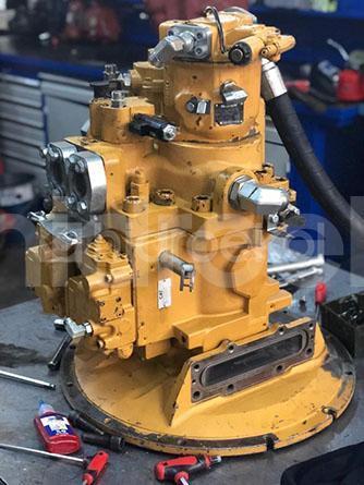 cat hidrolik motor tamiri ankara